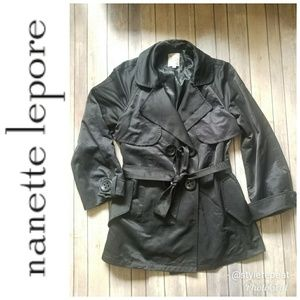 NANETTE LEPORE double breasted coat